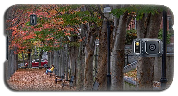 Galaxy S5 Case featuring the photograph Leaving by Glenn DiPaola