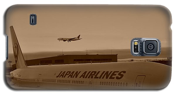 Leaving Japan Galaxy S5 Case