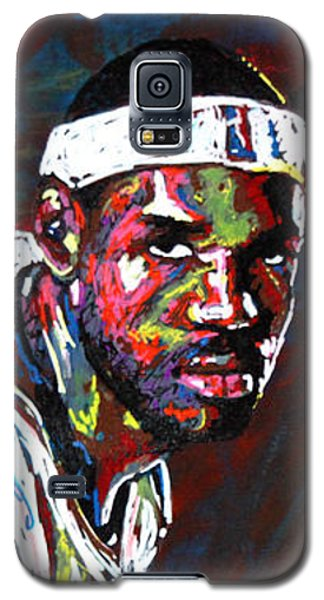 Lebron James 2 Galaxy S5 Case