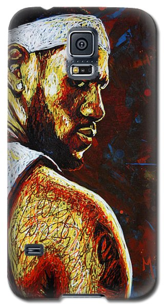 Lebron  Galaxy S5 Case