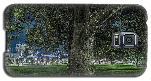 Leclaire Park Galaxy S5 Case by Ray Congrove