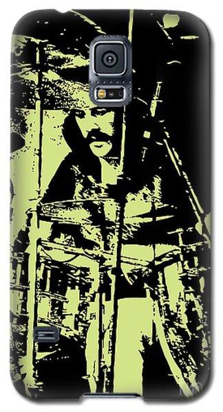 Led Zeppelin No.05 Galaxy S5 Case by Caio Caldas