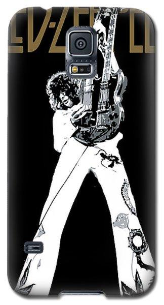 Led Zeppelin No.06 Galaxy S5 Case by Caio Caldas