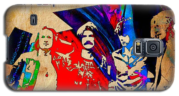 Led Zeppelin Painting Galaxy S5 Case