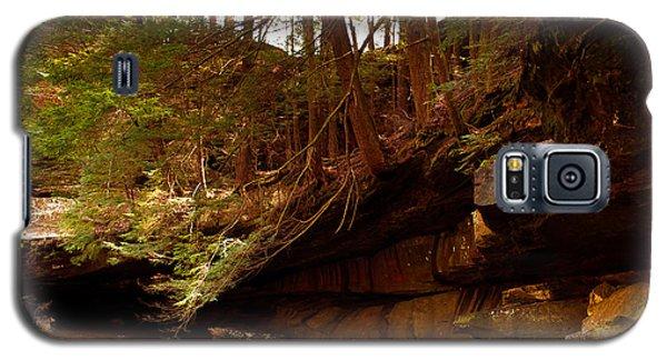 Ledges Of Cedar Falls Galaxy S5 Case