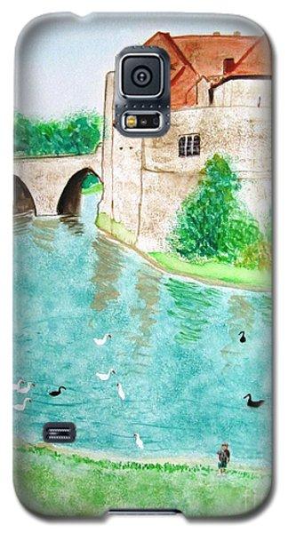 Leeds Castle  Galaxy S5 Case