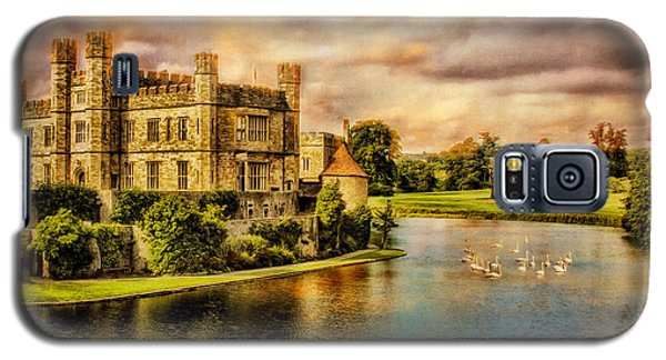 Leeds Castle Landscape Galaxy S5 Case