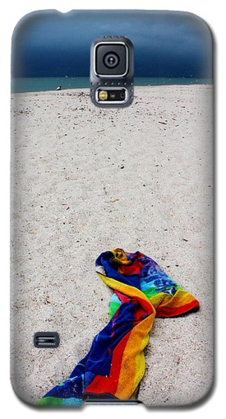 Left Behind Again Galaxy S5 Case