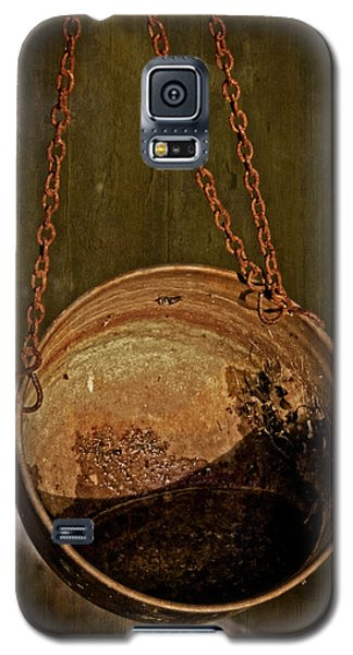 Left To Rust Galaxy S5 Case by Odd Jeppesen