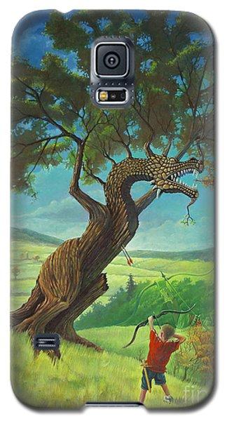 Legendary Archer Galaxy S5 Case
