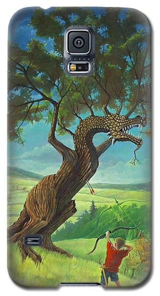 Legendary Archer Galaxy S5 Case by Rob Corsetti