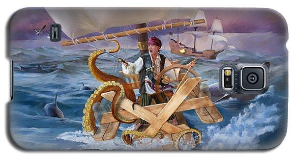 Legendary Pirate Galaxy S5 Case