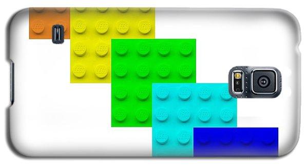 Lego Box White Galaxy S5 Case