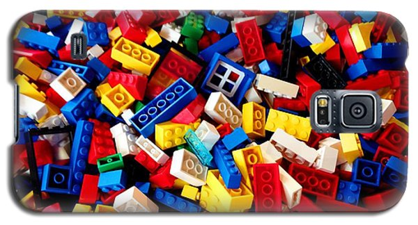 Lego - From 4 To 99 Galaxy S5 Case