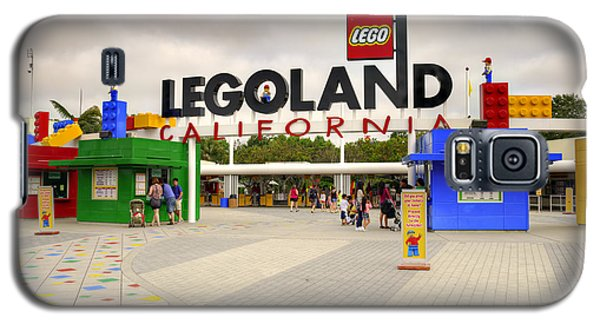Legoland California Galaxy S5 Case