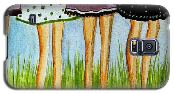 Legs Galaxy S5 Case by Elizabeth Robinette Tyndall