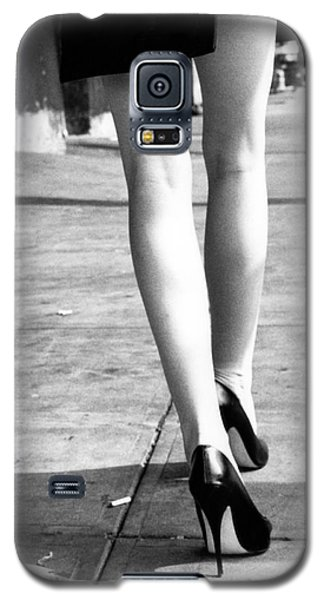 Legs New York Galaxy S5 Case by Rebecca Harman