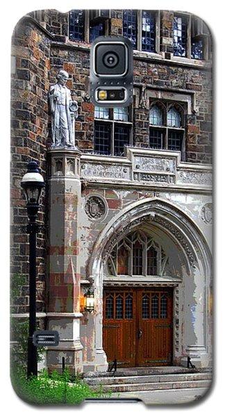 Lehigh University Bethlehem Packard Laboratory Galaxy S5 Case by Jacqueline M Lewis