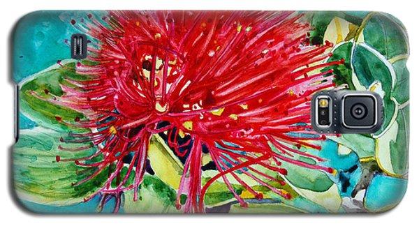 Lehua Blossom Galaxy S5 Case