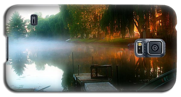 Leidy Lake Campground Galaxy S5 Case