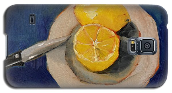 Lemon And One Half Galaxy S5 Case
