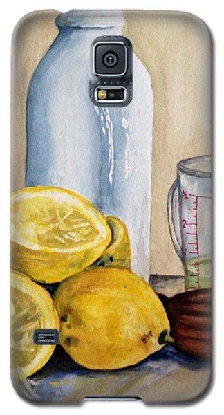 Lemonade Galaxy S5 Case