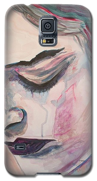 L'encre De Tes Yeux Galaxy S5 Case