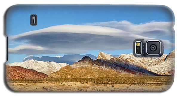 Lenticular Cloud Red Rock Canyon Galaxy S5 Case