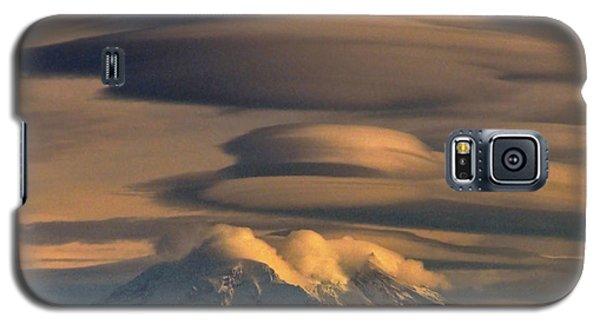 Lenticular Rainier Galaxy S5 Case by Chris Anderson