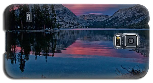 Lenticular Sunset At Tenaya Galaxy S5 Case