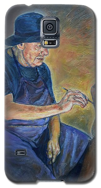 Figurative Painting Galaxy S5 Case