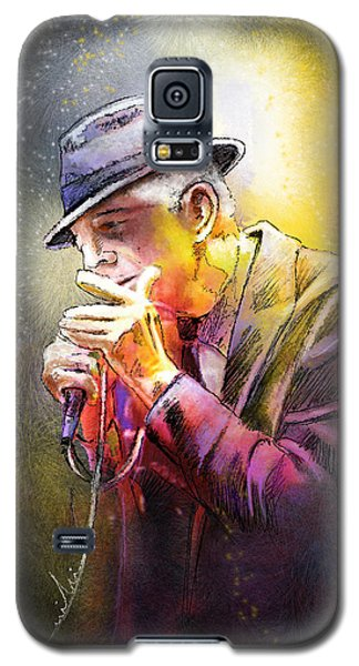 Leonard Cohen 02 Galaxy S5 Case