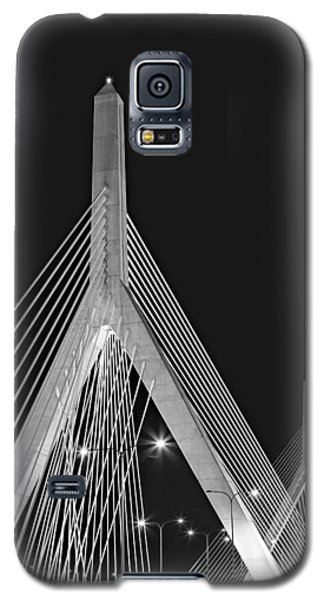 Leonard P. Zakim Bunker Hill Memorial Bridge Bw II Galaxy S5 Case