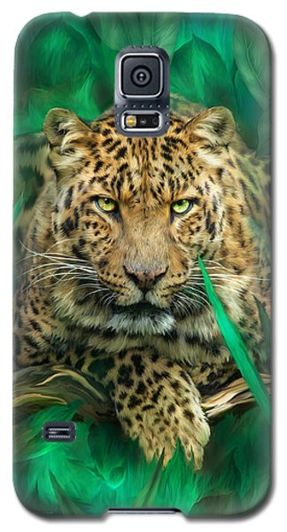 Leopard - Spirit Of Empowerment Galaxy S5 Case