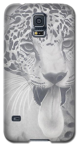 Leopard Galaxy S5 Case by Wil Golden