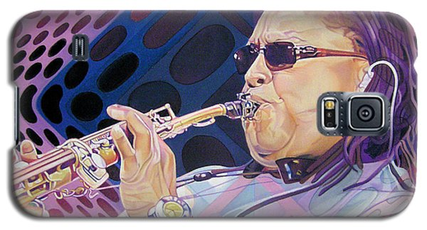 Leroi Moore Galaxy S5 Case by Joshua Morton