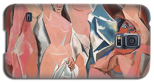 Les Demoiselles D Avignon Galaxy S5 Case