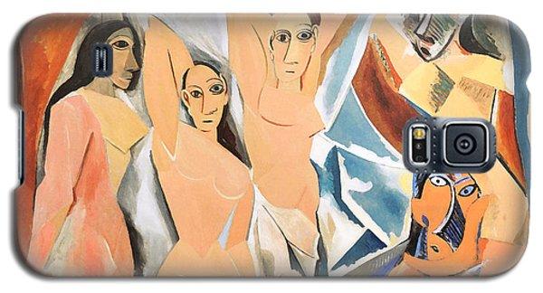 Les Demoiselles D'avignon Picasso Galaxy S5 Case