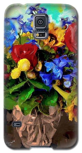 Les Fleurs Galaxy S5 Case