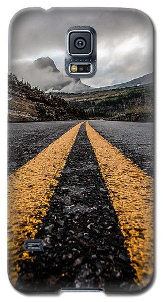 Less Traveled Galaxy S5 Case