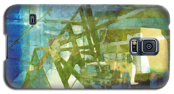 Galaxy S5 Case featuring the photograph Less Travelled 16 by The Art of Marsha Charlebois