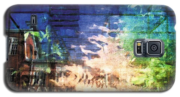 Galaxy S5 Case featuring the photograph Less Travelled 20 by The Art of Marsha Charlebois
