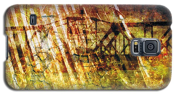 Galaxy S5 Case featuring the photograph Less Travelled 22 by The Art of Marsha Charlebois