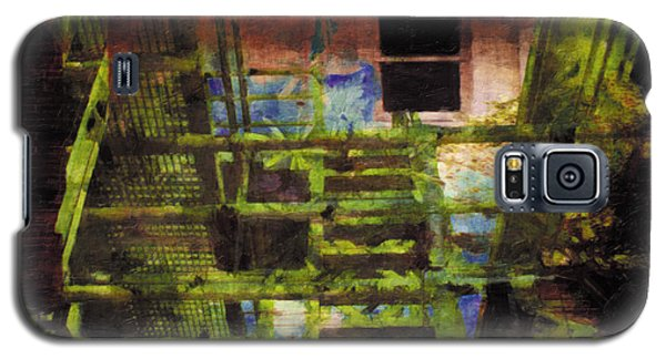 Galaxy S5 Case featuring the photograph Less Travelled 25 by The Art of Marsha Charlebois