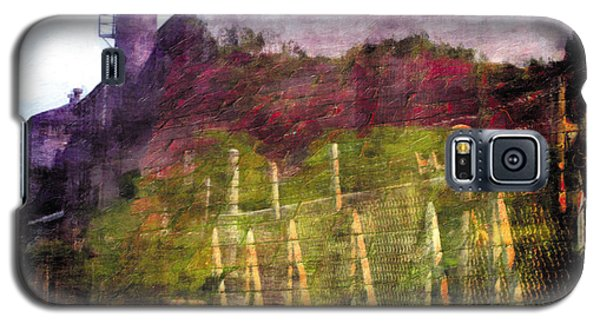 Galaxy S5 Case featuring the photograph Less Travelled 26 by The Art of Marsha Charlebois