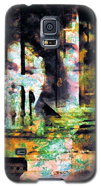 Galaxy S5 Case featuring the photograph Less Travelled 27 by The Art of Marsha Charlebois