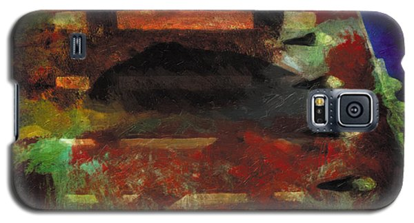 Galaxy S5 Case featuring the photograph Less Travelled 28 by The Art of Marsha Charlebois