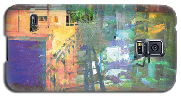 Galaxy S5 Case featuring the photograph Less Travelled 31 by The Art of Marsha Charlebois
