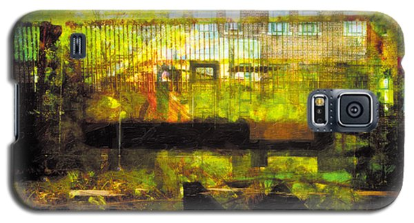Galaxy S5 Case featuring the photograph Less Travelled 32 by The Art of Marsha Charlebois