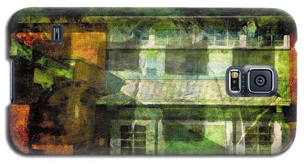 Galaxy S5 Case featuring the photograph Less Travelled 35 by The Art of Marsha Charlebois